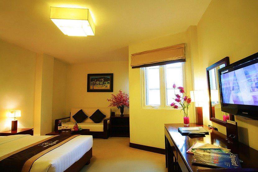 Quoc Hoa Hanoi Hotel