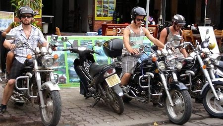 How to rent a good motorbike in Vietnam