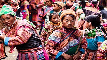 traditional markets in Northwest Vietnam