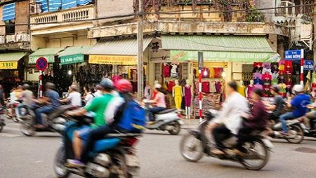 Where to stay in Hanoi on a budget