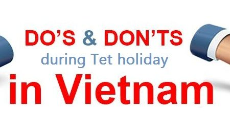 DOs and DON'Ts during Tet holiday in Vietnam