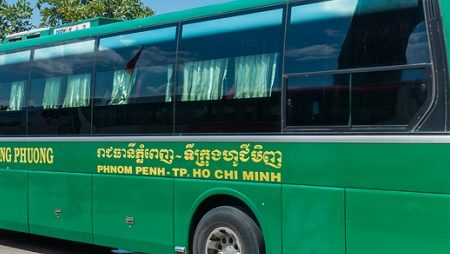 How to travel around Vietnam from Ho Chi Minh city by bus
