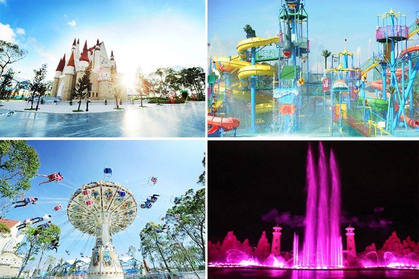 10 дней на о. Фукуок + неограниченный доступ в лучший парк развлечений Vinpearl Land Park!