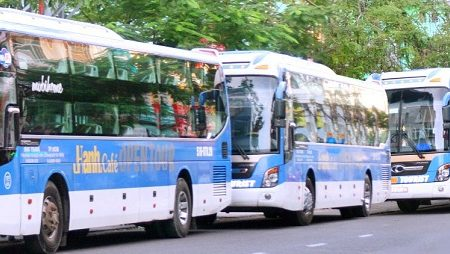 Buses to Nha Trang from Ho Chi Minh city