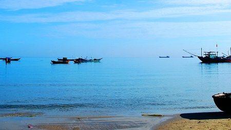 charming beaches in Hue, Vietnam