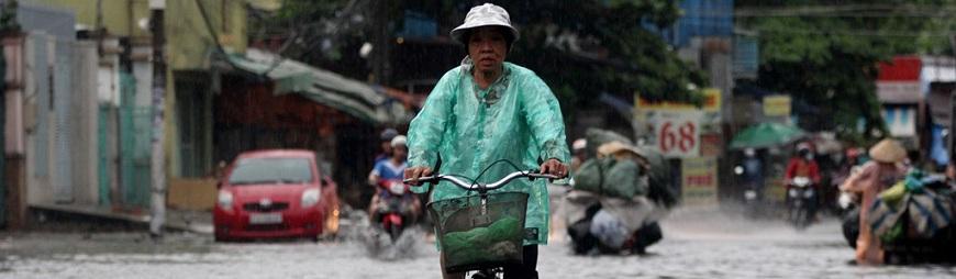 Ho Chi Minh city rainy season survival tips