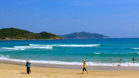 beautiful beaches in Ninh Thuan