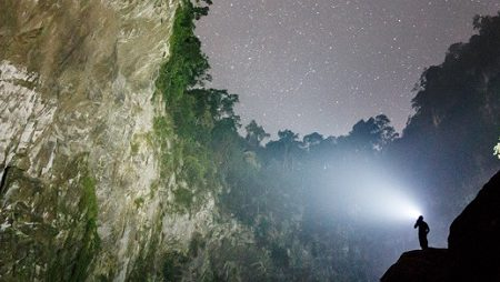 interesting facts about the Son Doong cave in Vietnam