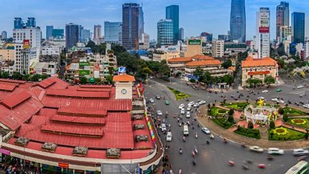 Ho Chi Minh City Overview