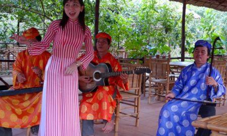 Vietnamese folk music in Mekong Delta