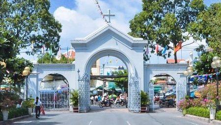 churches in Ho Chi Minh City