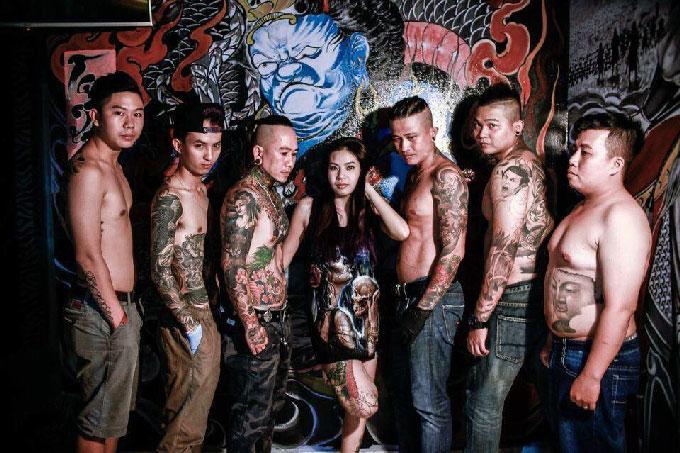 Vietnamesische Mafia