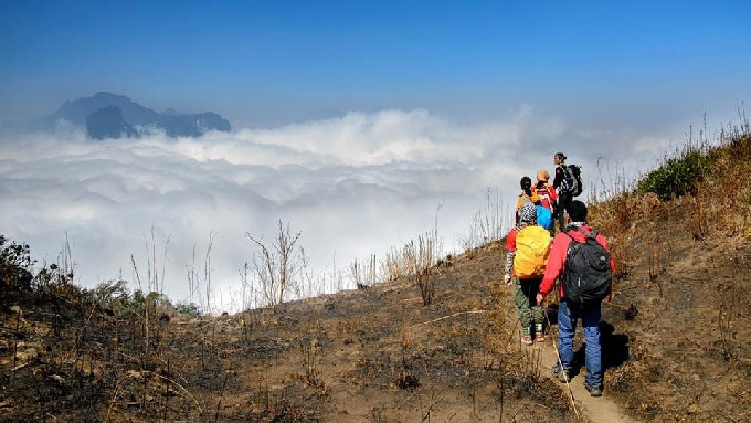 Top 6 trekking trails to get authentic experiences in Vietnam: Lao Than