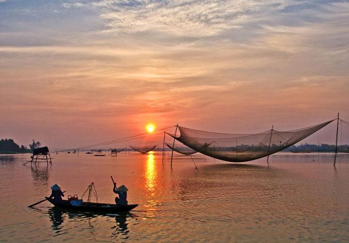 Hai Minh Fishing Village, Binh Dinh Province
