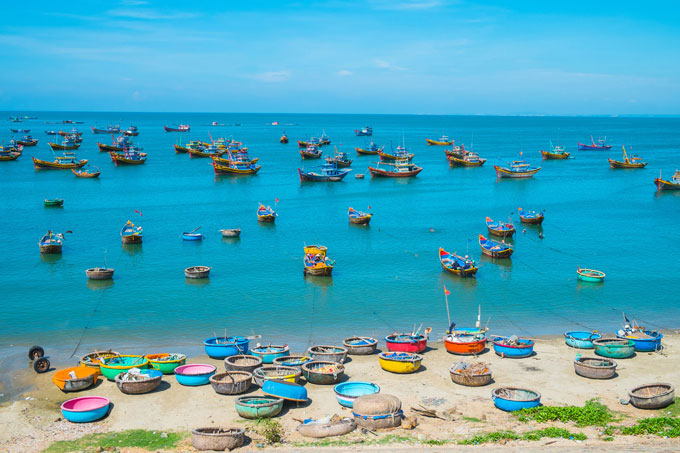 Mui Ne Fishing Village, Phan Thiet City