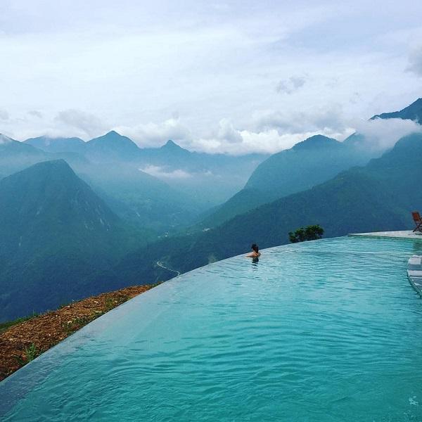 Topas Ecolodge Resort in Sapa