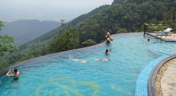 Tam Dao Belvedere Resort in Northern Vinh Phuc Province
