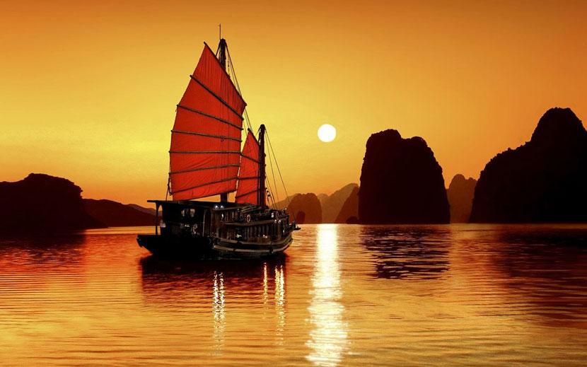 Where to go in September for Vietnam trip: Ha Long Bay