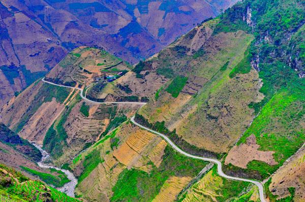 Ma Pi Leng Pass – Ha Giang Province