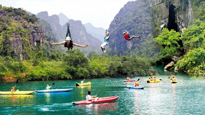 Phong Nha – Ke Bang National Park - Quang Binh Province