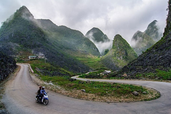 Bac Sum Pass – Ha Giang Province