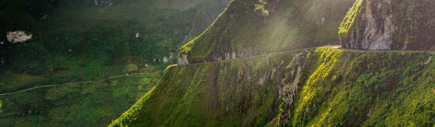 Top 6 Scariest Mountain Passes in Vietnam