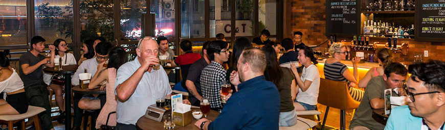 5 Must-try Craft Beer Bars in Saigon