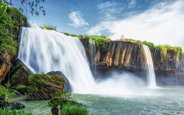 Dray-Nur-Waterfall