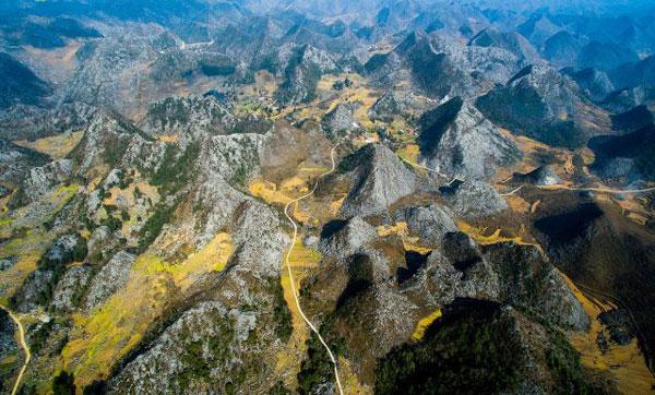 Dong Van Plateau Vietnam