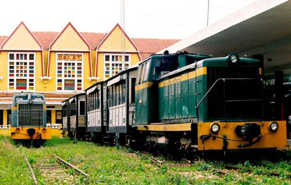 Crémaillère Railway Station