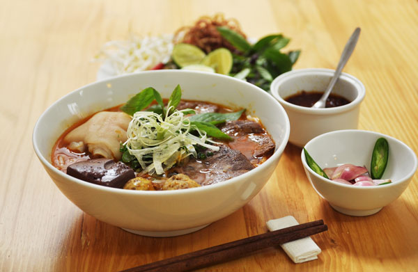 Bun Bo Hue – Beef Noodle from Hue