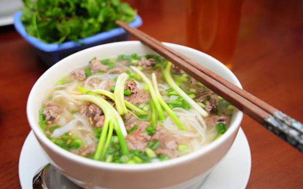 Pho – the country's national food