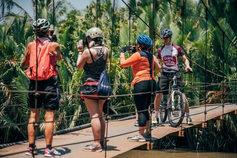 Mekong Delta Bike Trips