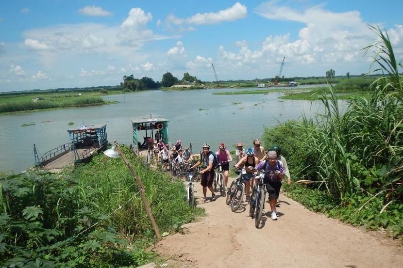 Mekong Delta Bike Tours