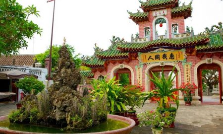 Chinese Assembly Hall - Central Vietnam Package Tour from DANANG to HUE