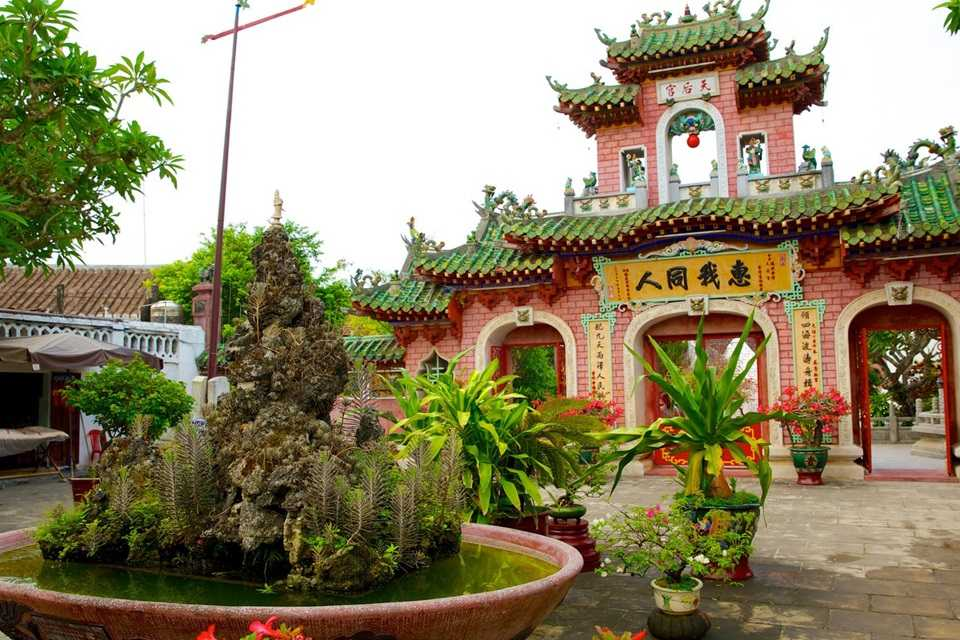 Chinese Chinese Assembly Hall