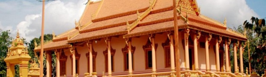 Khmer Museum - Soc Trang Province
