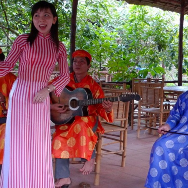 Vietnamese folk music